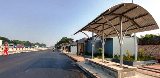 Nih Dia Parking Bay Terbaru di Tol Jakarta – Cikampek