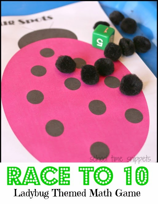 roll cover math game printable