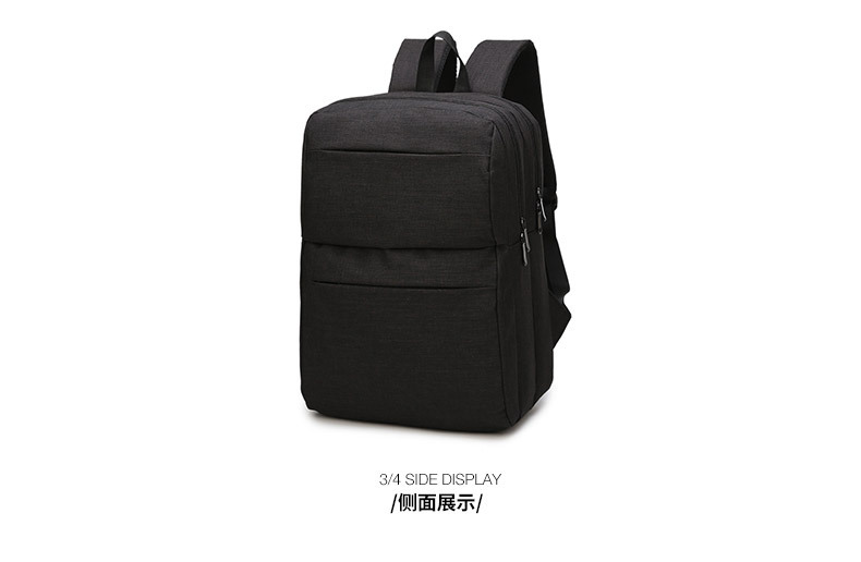 4fae4b662b7 Durable USB Charging Backpack Grade A Design Travel Laptop Bag 138.  Dimension  40cm x 30cm x 12cm ...