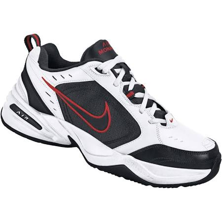 The Nike Air Monarch is an excellent choice for a men's exercise shoe  because it meets the four criteria for what a shoe must have to be  comfortable and ...