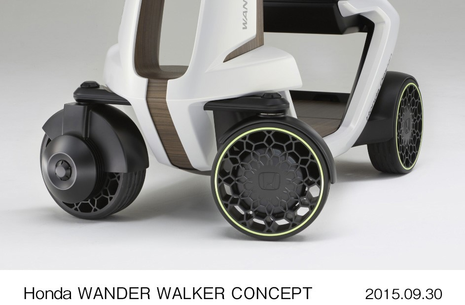 61921 Honda Wander Walker Concept Η Honda θα παρουσιάσει το S660, ενα λιλιπούτειο διθέσιο roadster με 63 άλογα από μολις 658 κ.εκ
