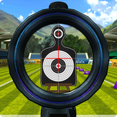Shooting King Mod Apk v1.0.7 Accuration 100% Unlocked Terbaru