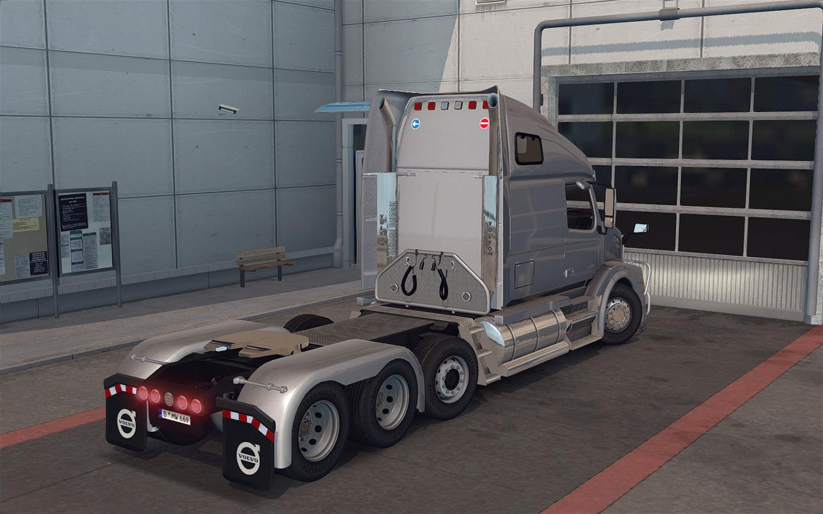 Ets Mod Tool V1 04 Ets2 Mods Truck Simulator 2 Termurah 2018