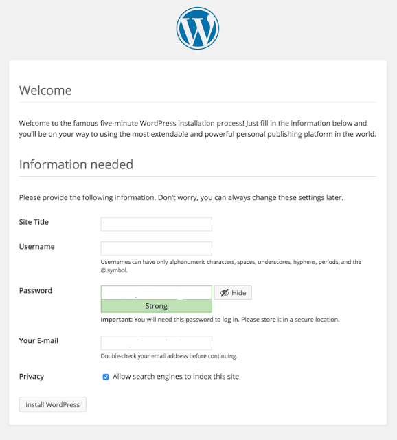 Start Your Own WordPress Blog On DreamHost Hosting