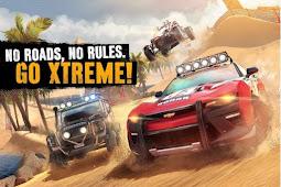 Asphalt Xtreme Rally Racing MOD APK Unlimited Money v1.7.4c