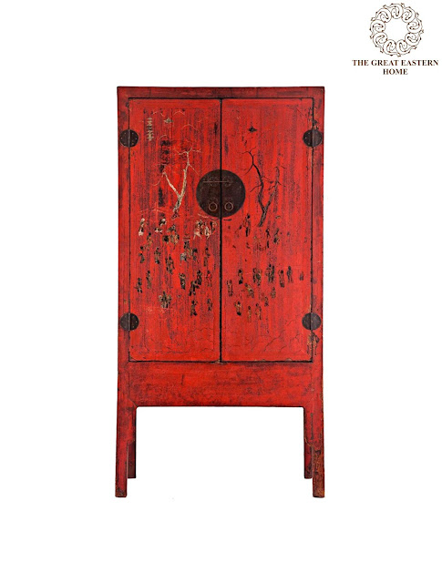 Chinese Cabinet from The Great Eastern Home (1)