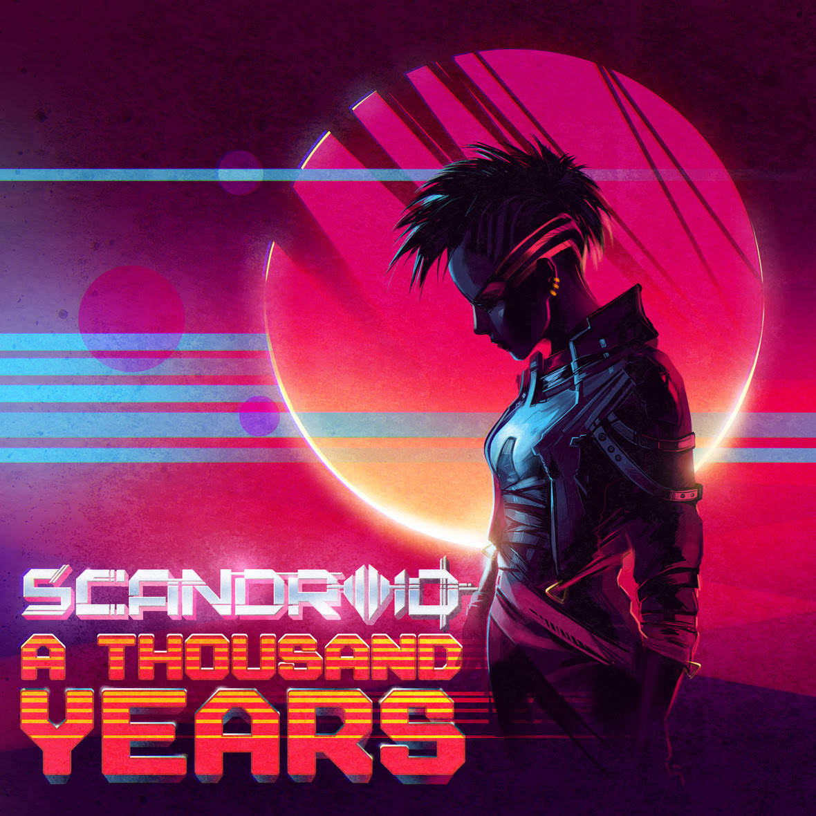 """Scandroid Releases New Single """"A Thousand Years"""