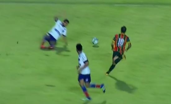 Bahia empata sem gols com o Sampaio Corrêa
