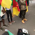 Francophones take to the streets to protest against H.E Paul Biya!
