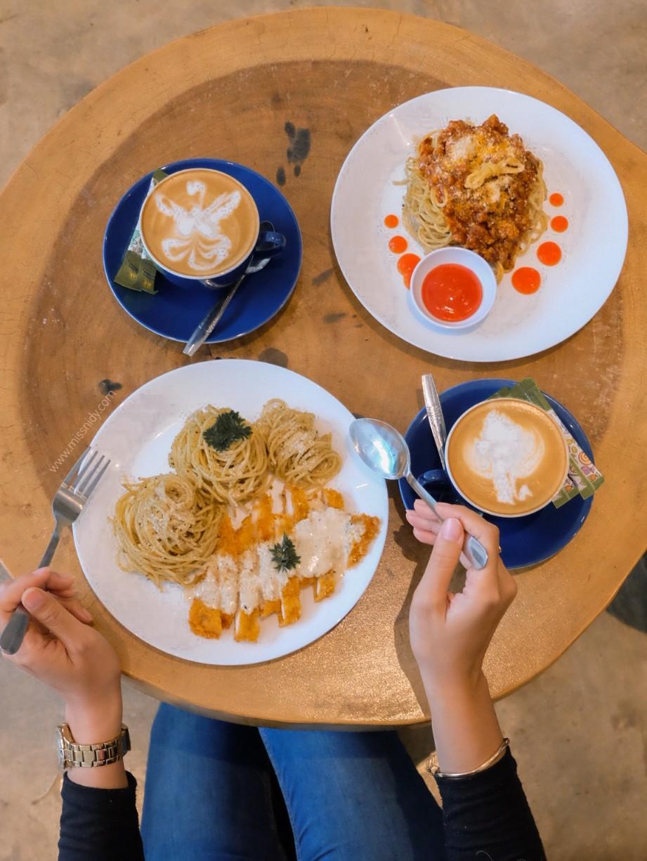 harga menu makanan di d'agro coffee jakarta