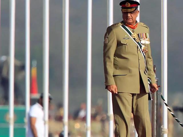 Pakistan army chief confirms death sentences to 11 'hardcore terrorists'