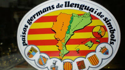 països germans de llengua i de símbols, Catalunya, moviment franjolí