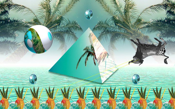 Darko Lukac Fashion Seapunk Fashion Trend