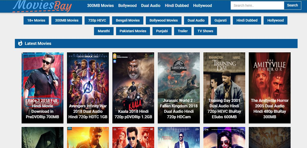 300mb hollywood movies download
