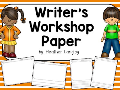 https://www.teacherspayteachers.com/Product/Writers-Workshop-Paper-2158163