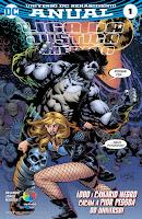 DC Renascimento: Liga da Justiça da América - Anual #1
