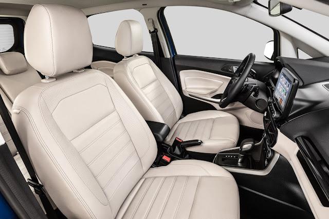 Ford Ecosport AT 2018 para PcD: detalhes e preço