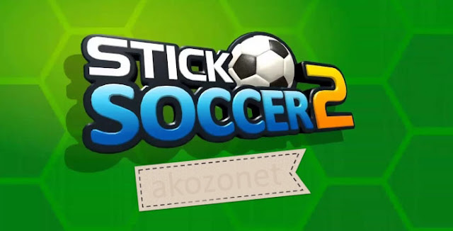 Stick Soccer 2 Mod Apk Unlimited Money terbaru gratis