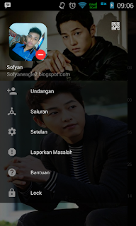 BBM Mod SJK (Song Joong Ki) v2.13.1.14 Apk Juli 2016