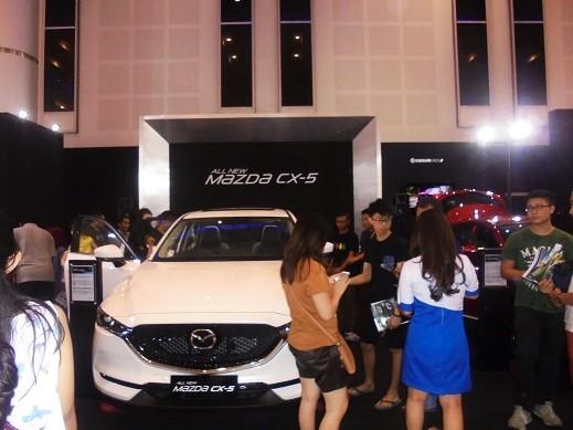 Mazda GIIAS Surabaya