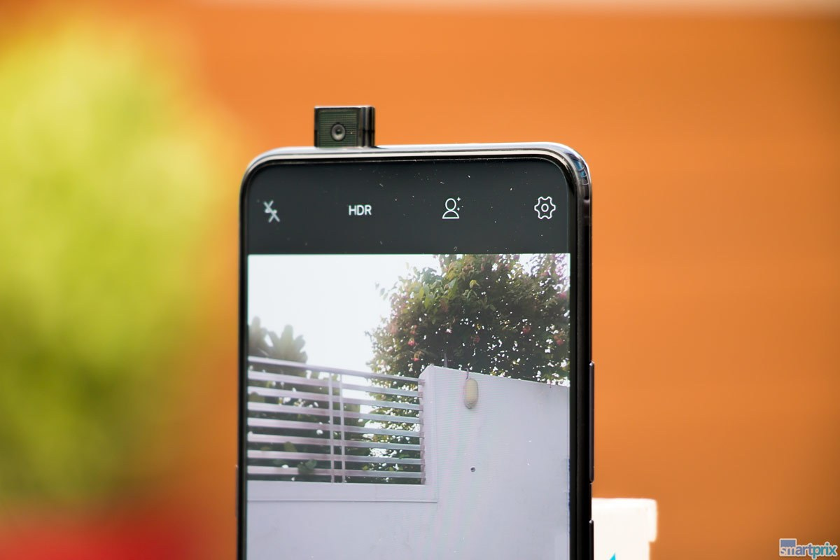 Asus Is Working On a Pop-up Display Hole Camera