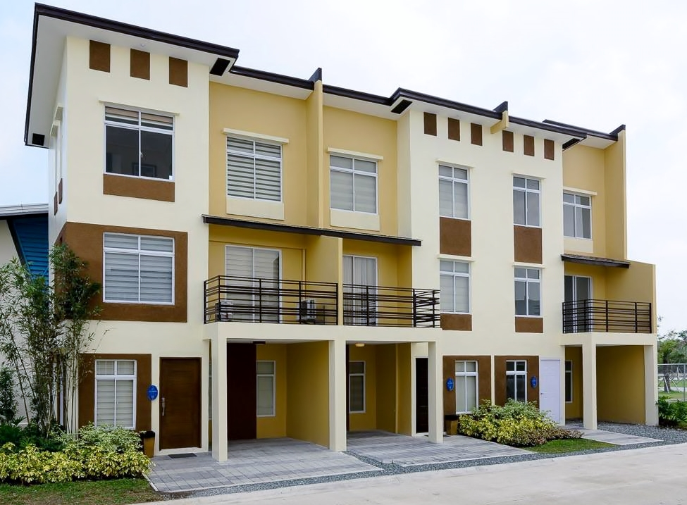 Mabelle Model 3 Storey Townhouse At Lancaster