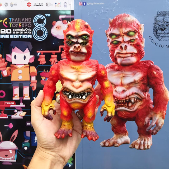 Who Is The Minster At The 2020 Klove Christmas Tour GANG OF MONSTER @ Thailand Toy Expo 2020 (May 28 31)
