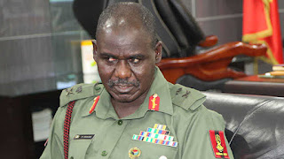 Security threats: Nigeria Army to conduct more exercises – Buratai