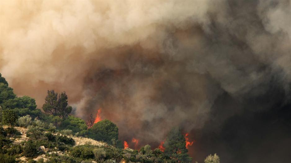 Απολογισμός-θλίψη για την πυρκαγιά στην Σιθωνία