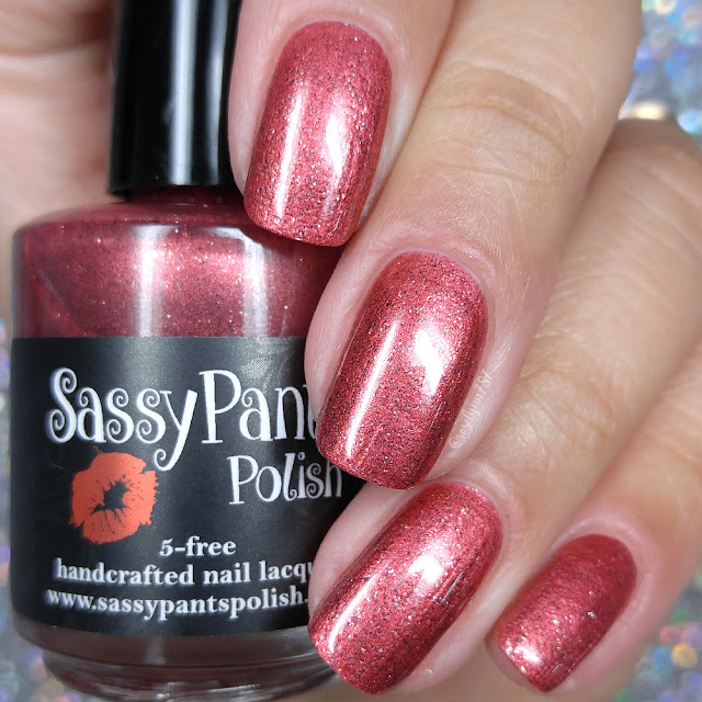 Sassy Pants Polish - Death Cannot Stop True Love