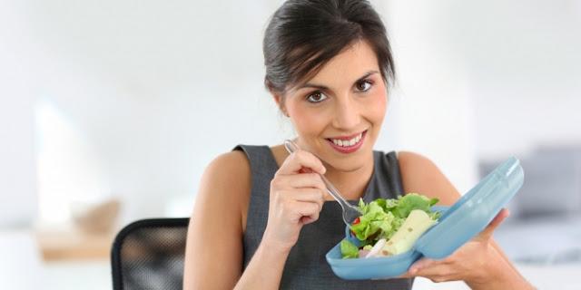 Cara makan Yang benar agar berat badan turun