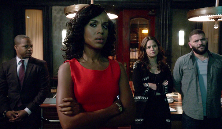 """Scandal - It's Hard Out Here For A General - Review: """"Power Plays"""""""