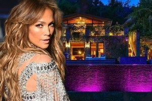 Inside J Lo's new $28m Bel Air home...AMAZING!!!