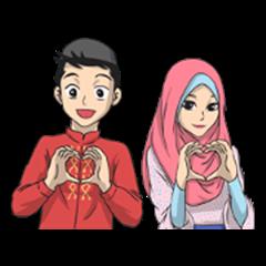 Ramadhan couple