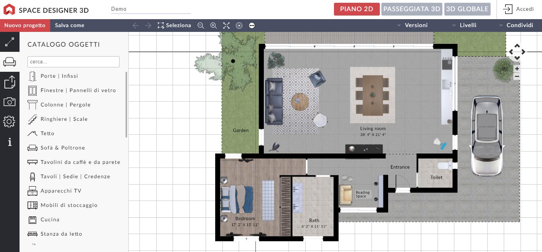 Migliori programmi gratis per progettare e arredare casa for App per progettare casa gratis