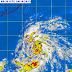 Tropical storm 'Ofel' now in Siargao Island, Signal #2 up in Visayas and Mindanao!