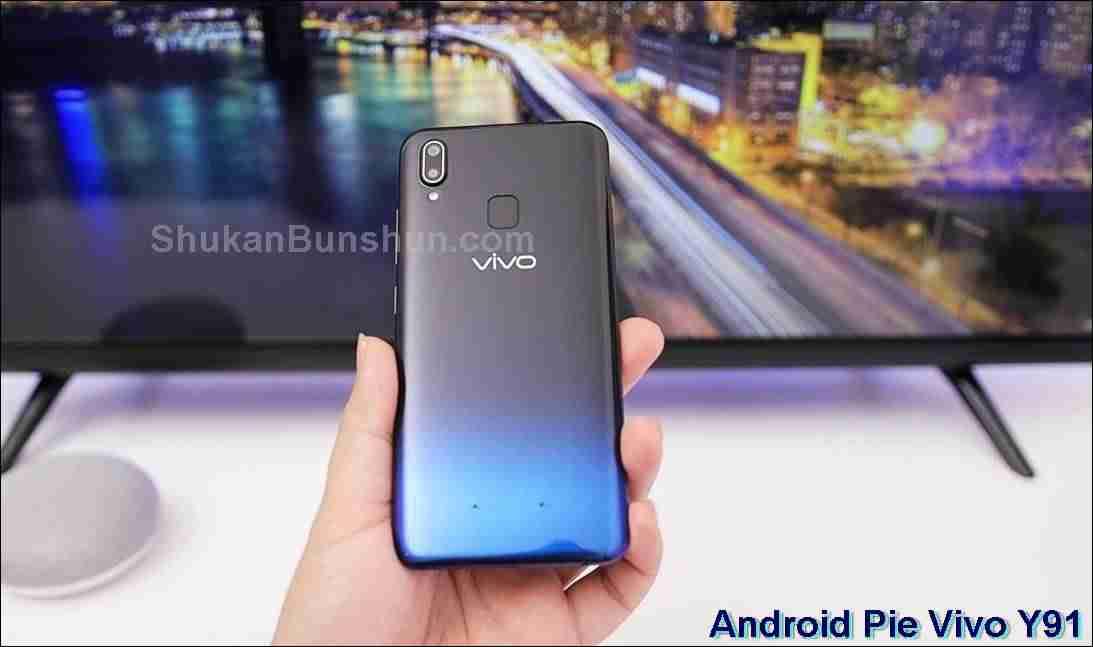 Cara Update Vivo Y91 ke Android Pie 9 0 Tanpa PC Lewat HP - Shukan
