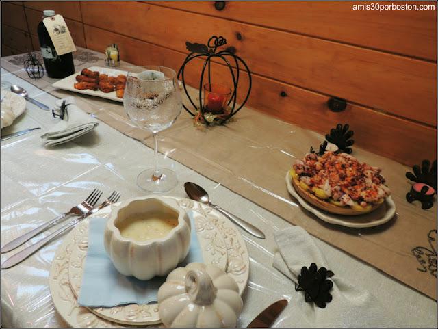 Mi Cena de Thanksgiving: Aperitivos y Entrantes