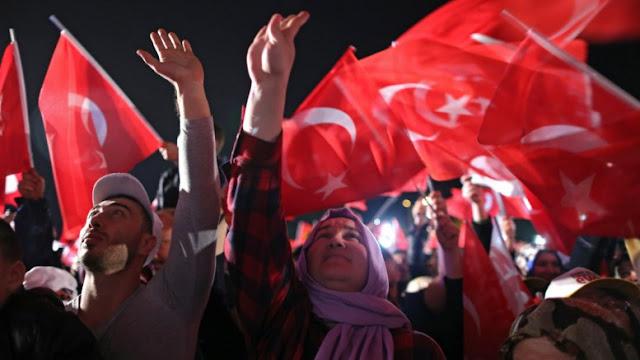 Το τουρκικό δημοψήφισμα, οι ΗΠΑ, η Ρωσία και οι επερχόμενες εξελίξεις στη Μέση Ανατολή