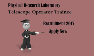 Telescope Operator Trainee