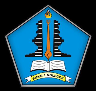 Logo SMKN 1 Nglegok Blitar 2016