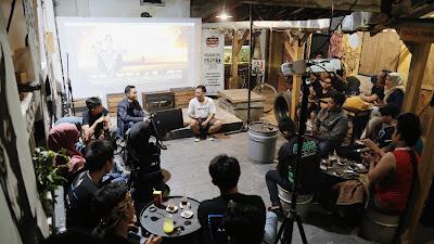 Diskusi Film & Buka Bersama Kremov