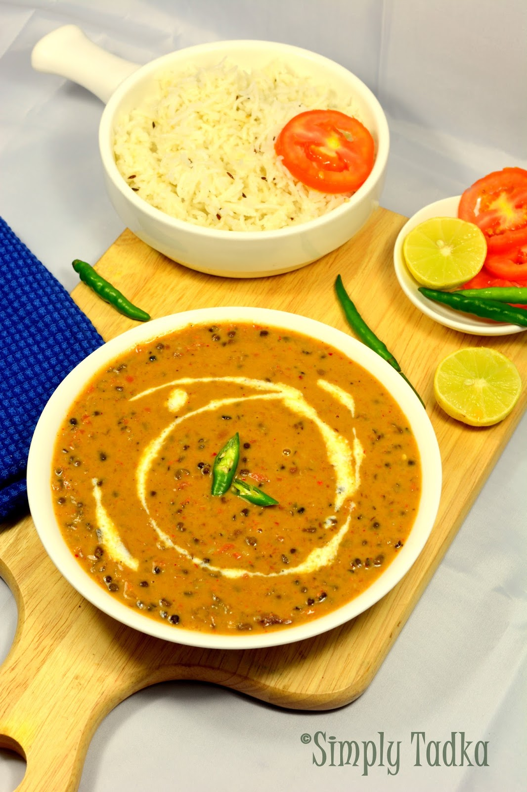 Dal makhani jain style no onion no garlic simply tadka dal makhani is a very popular dish from punjabi region in india this dal made with whole black lentil kidney beans and chana dal forumfinder Image collections