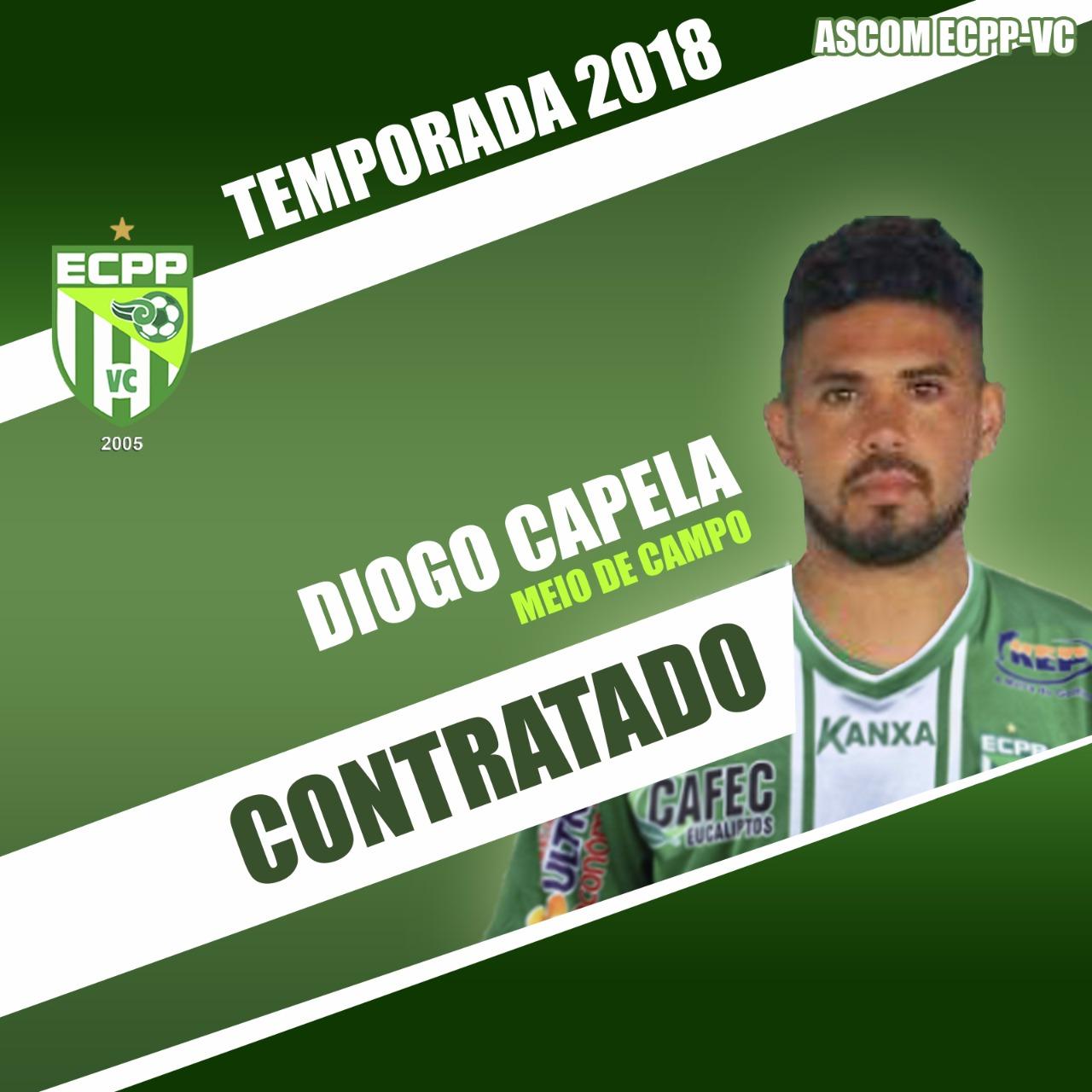 b4a53beb7d O meia Diogo Capela está de volta ao Vitória da Conquista