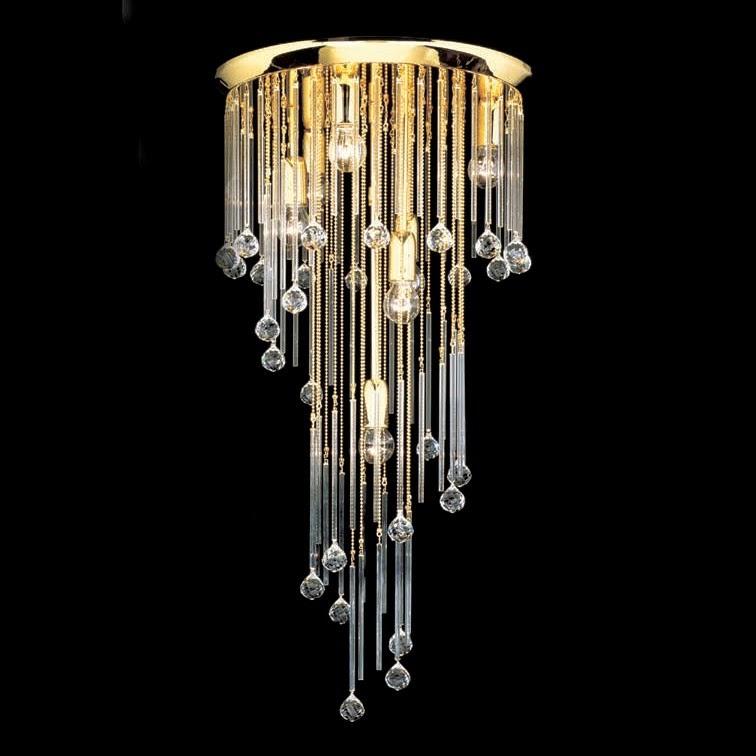 Design interior casa apartament - Lustre candeabre cristal Kolarz