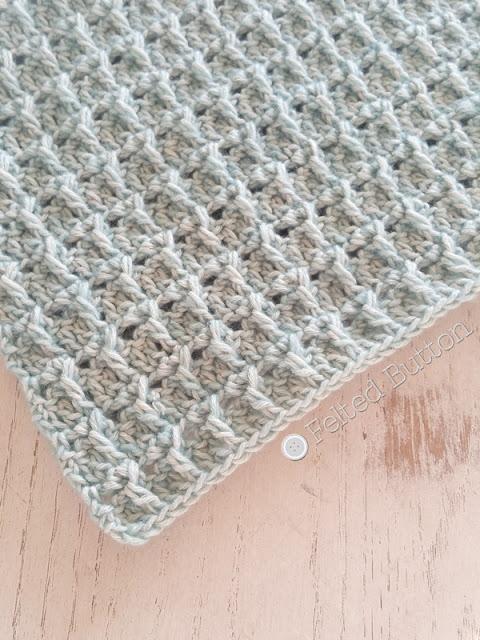 Petrichor Hood Free Crochet Pattern by Susan Carlson of Felted Button