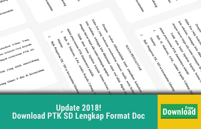 download ptk sd lengkap doc