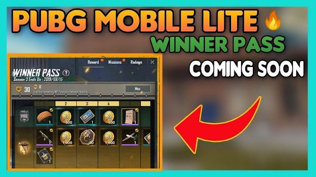 PUBG Mobile Lite: Winner Pass Sezon 15 ve birinci yıldönümü sızıntıları!