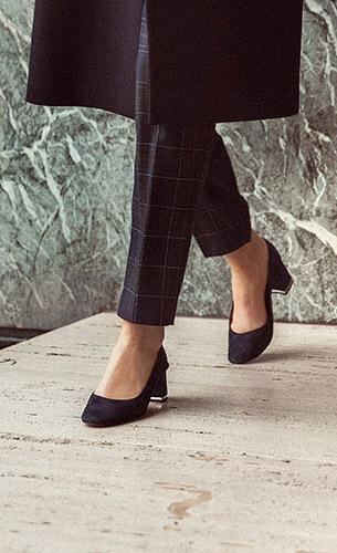 zapatos mujer otoño invierno Massimo Dutti