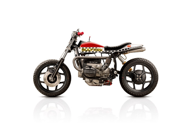 R80RS Cafe Scrambler Adventure